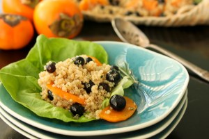 Blueberry Quinoa Salad