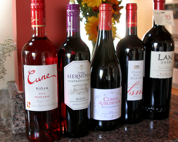 Wines of Rioja