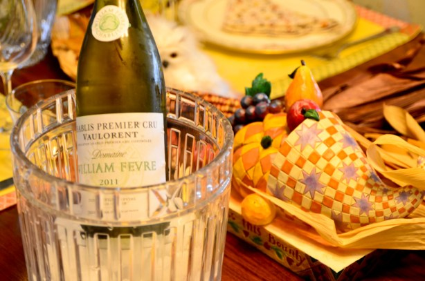 William Feve Chablis Premier Cru Vaulorent 2011