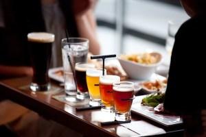 Craft beer flight, Chapter One