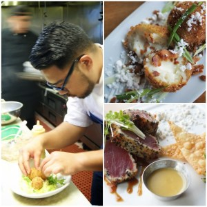Chapter One, Santa Ana restaurants