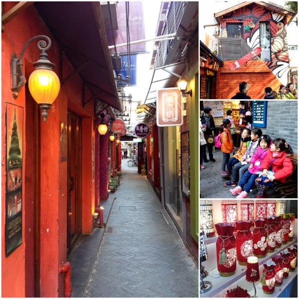 Tianzifang, Shanghai