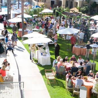 Balboa Bay Resort, Newport Beach Wine Festival
