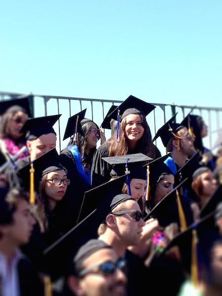 Chloe Graduation