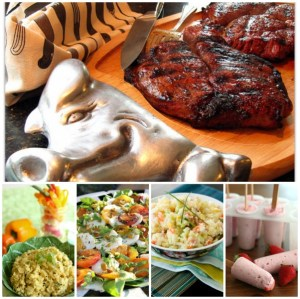 Delicously Healthy 4th of July Menu