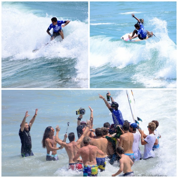 2014 US Open of Surfing - Toledo Filipe