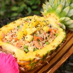 PIneapple Fried Rice | ShesCookin.com