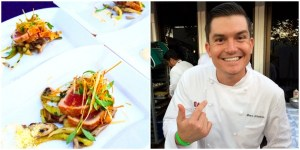 Oak Grill Executive Chef Marc Johnson