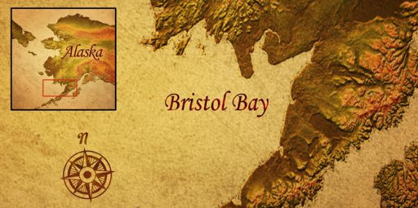 Bristol Bay Map