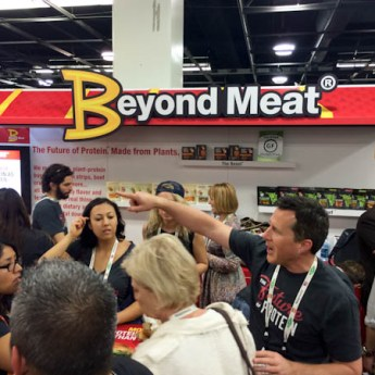 Beyond Meat, Expo West