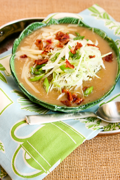 Irish Potato Cabbage Soup