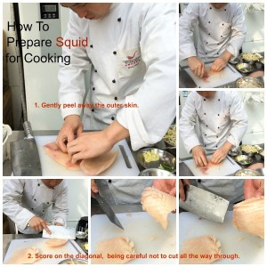 How To Prepare Squid for Cooking