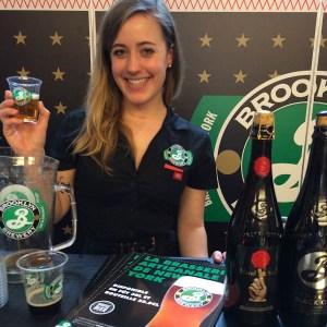 Brooklyn Brewery at Ominore Paris