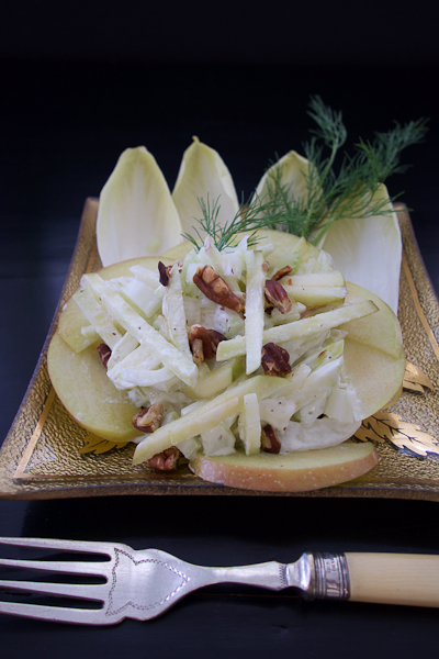 Waldorf Salad | Mad Men Party