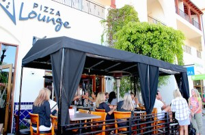Pizza Lounge, Huntington Beach
