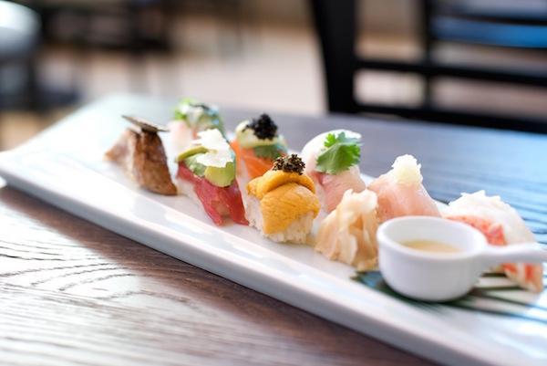 Sushi Roku traditional sushi