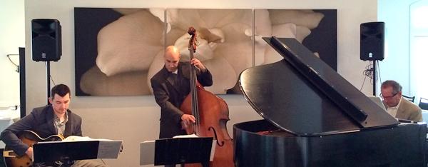 George Kahn Trio, Scott's Jazz Brunch