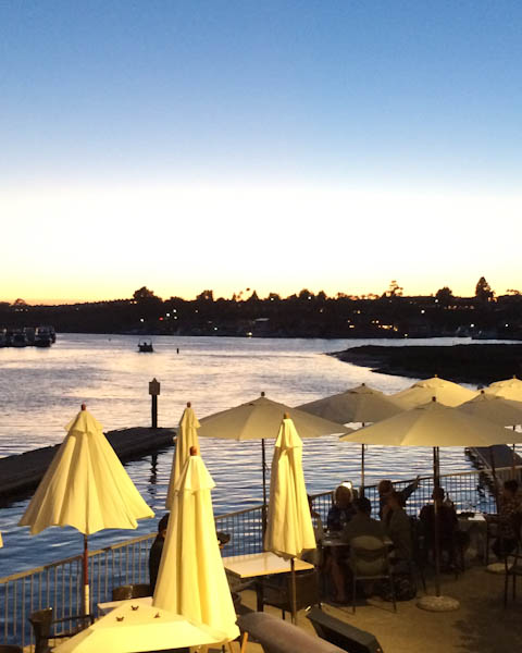 Back Bay Bistro, Newport Beach dining