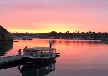 Summer Duffy Rides in Newport Beach