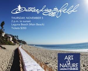 Laguna Art Museum, 2015 Outstanding in the Field