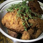 Sea Leg's Fried Chicken | ShesCookin.com