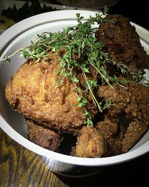Sea Leg's Fried Chicken | ShesCookin.com