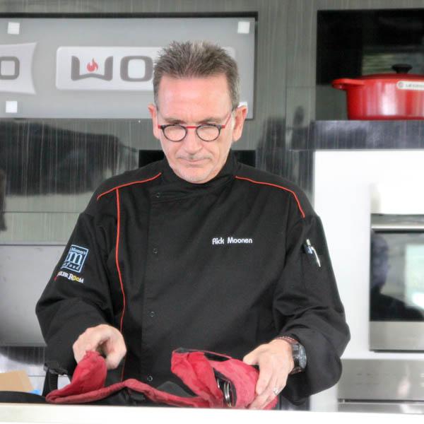 Chef Rick Moonen | ShesCookin.com