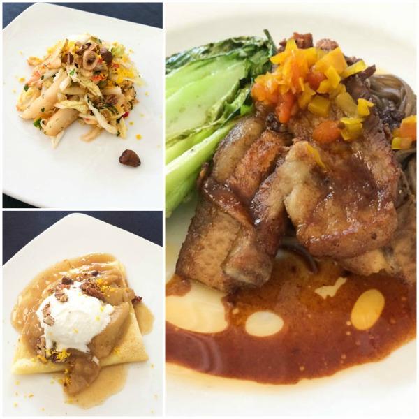 Chef Quita Michel - Woodford Reserve | ShesCookin.com