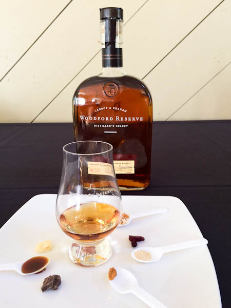 Woodford Reserve tasting | ShesCookin.com