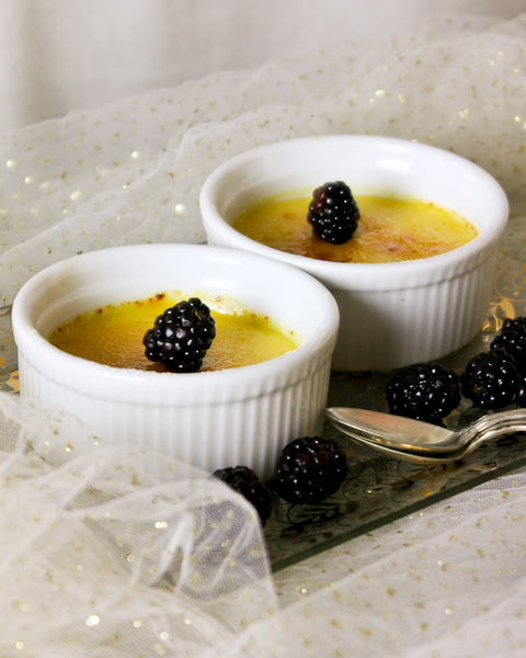 Dairy-Free Creme Brulee | ShesCookin.com
