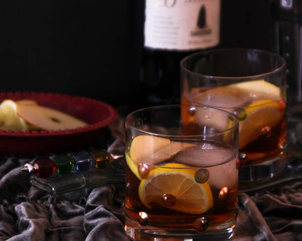 Port Ciderhouse Punch or Cocktail | ShesCookin.com