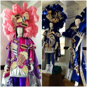 Mardi Gras Krewe costumes | ShesCookin.com