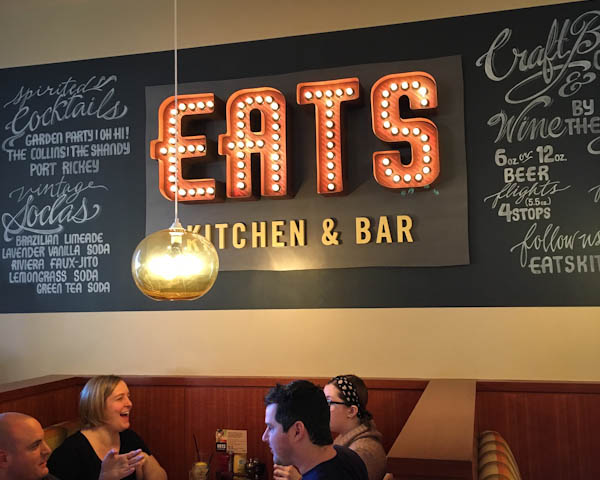 EATS Kitchen & Bar | ShesCookin.com