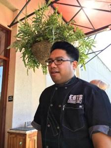 Chef Jason Montelibano, EATS Kitchen & Bar | ShesCookin.com