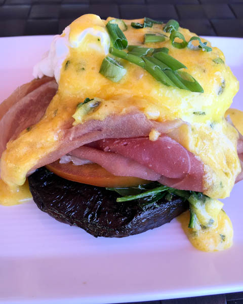 Portobello Benedict, EATS Kitchen Brunch-2835