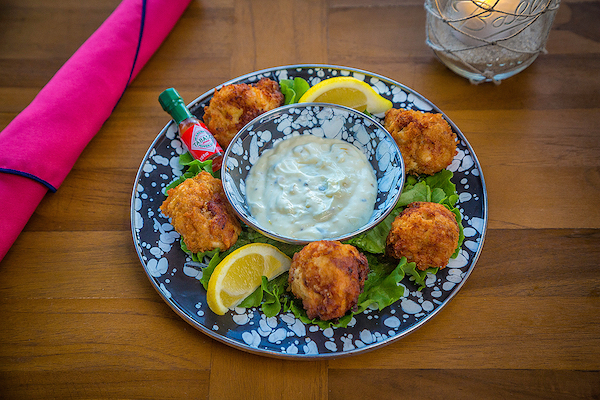 Grouper Fritters - Key West | ShesCookin.com