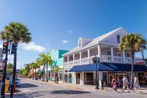Street in Key West | ShesCookin.com
