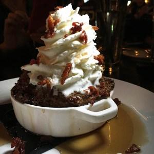 Bourbon Maple Bread Pudding -| ShesCookin.com