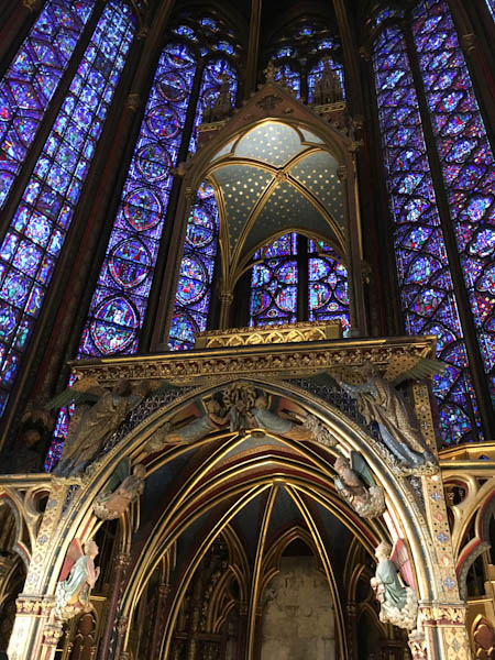 Concerts at La Sainte Chapelle, Paris | ShesCookin.com