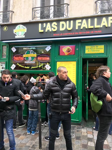 L'AS du Fallafel, Le Marais, Paris| ShesCookin.com