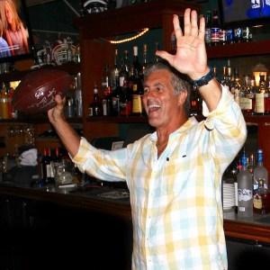 Vince Ferragamo former quarter back for the Los Angeles Rams