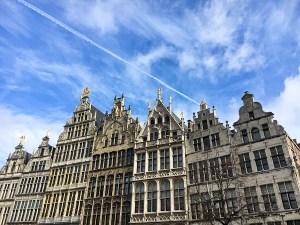 Gothic Architecture in Arnhem. Belgium - AmaWaterways Tulilp Tour | ShesCookin.com