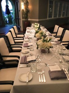 Winemaker Dinner, Waterline, Balboa Bay Resort | ShesCookin.com
