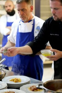 Chef Mark McDonald-Chef John Nocita