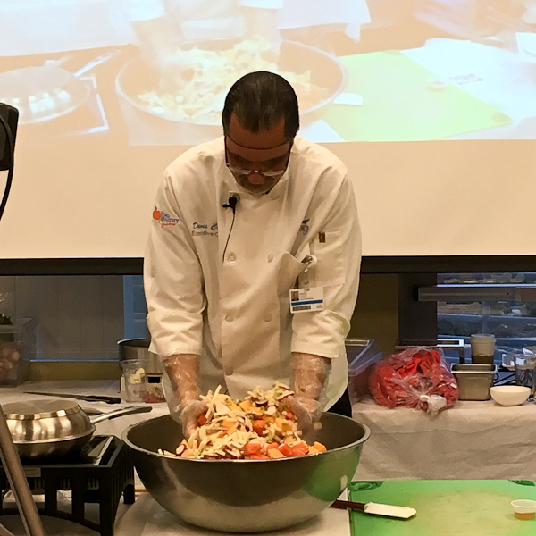 Hoag Hosptal Sweet Life Free Diabetes Cooking Classes | ShesCookin.com
