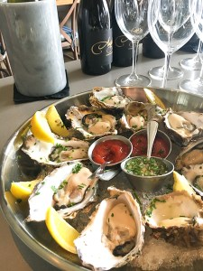 Oysters on the Half Shell | ShesCookin.com