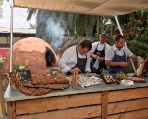 Electric City Butchers at Green Feast with Alice Waters | ShesCookin.com