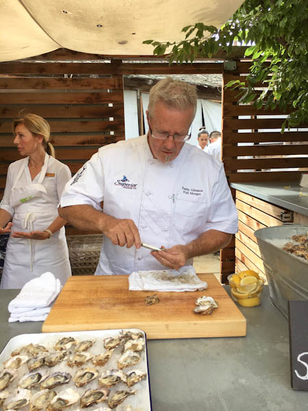 """Patrick """"Paddy"""" Glennon, Superior Seafoods 
