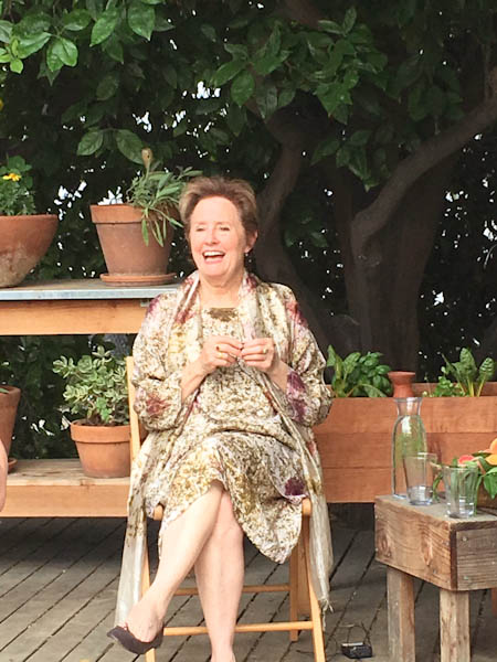 The Ecology Center's Green Feast with Alice Waters | ShesCookin.com