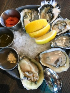 Oysters on the Half Shell - Anchor Hitch | ShesCookin.com